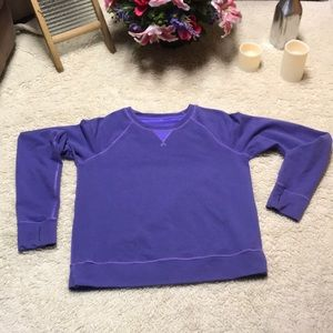 Like new Lululemon voyage pullover sweatshirt 10